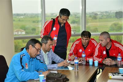 ADIM Üniversiteleri 1. Spor Turnuvası - Toplantısı - 3591