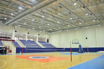 Muradiye Spor Salonu Görüntüleri - 350